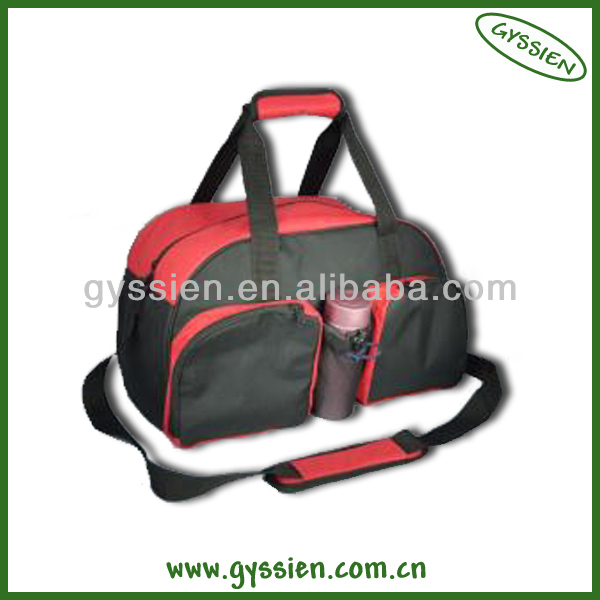 Polyester waterproof travel time trolley bag