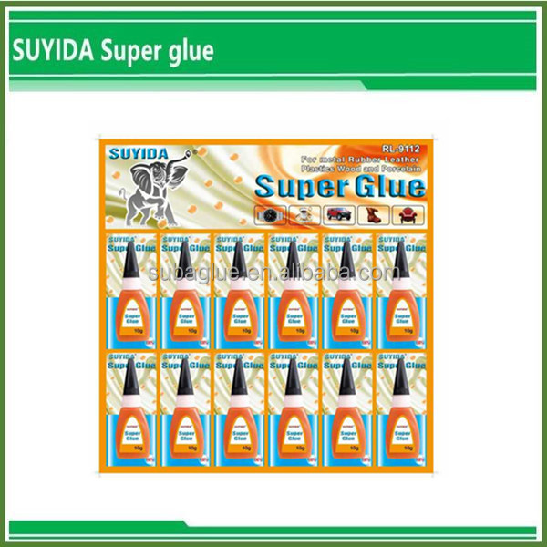 Quick bond universal type 502 super fast glue