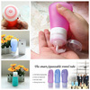 Porta Shampoo Para Viagem/ Food Grade BPA Free New Eco Products 2014 Silicone Bottle for Outdoors