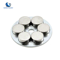Disc Single-pole Small Rare Earth Magnets For Sale