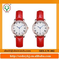 Durable material delicate craft new design fashion lady watch