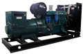 turbine generator sets with global service and low rpm