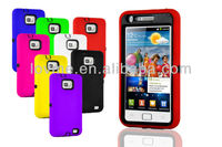 Stylish Hard Silicone Skin Case Cover For Samsung Galaxy S2 SII I9100