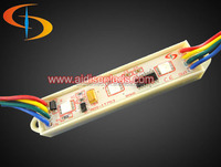Super brightness SMD led module(0.72w,with IC,waterproof)