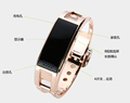 Bluetooth Smartwatch D8 Steel Smart Watch phone for ios and andriod smart wristband D8 anti lost bracelet fitness band