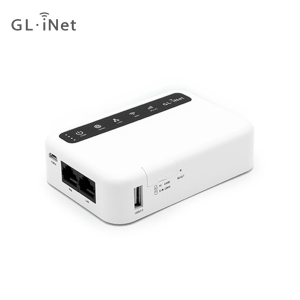 GL.iNET openwrt 3G 4G LTE wireless wifi router with sim card slot