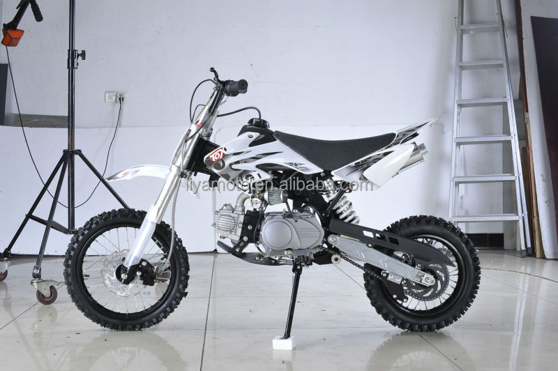 110CC 125CC DIRT BIKE KICK START 4 GEARS
