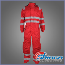 Shinco oil refinery work wear