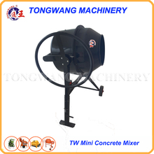 TW160 hand sand cement mixing machine