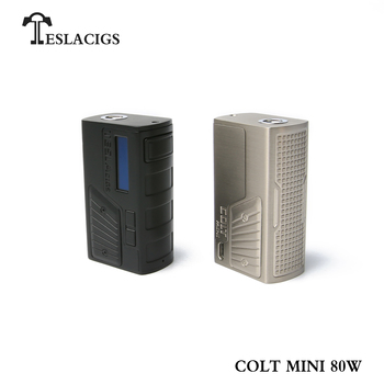 2018 Teslacigs newest vape mod Colt mini 80w is released to the market now!