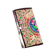 wholesale europea handmade textile girls <strong>wallets</strong>