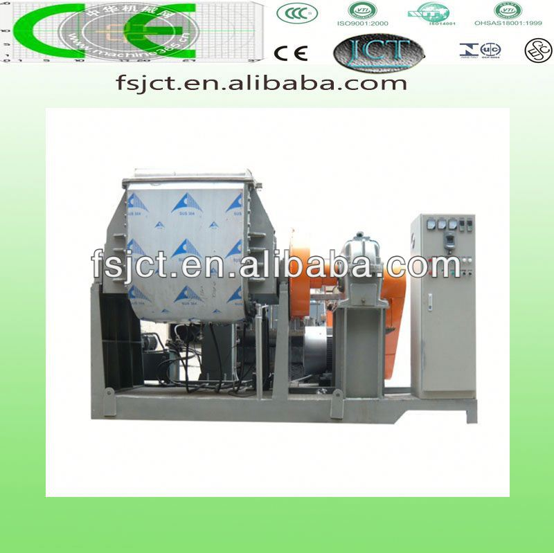 high quality and multi functional kneader making machine used for urethane casting rubber NHZ-500L