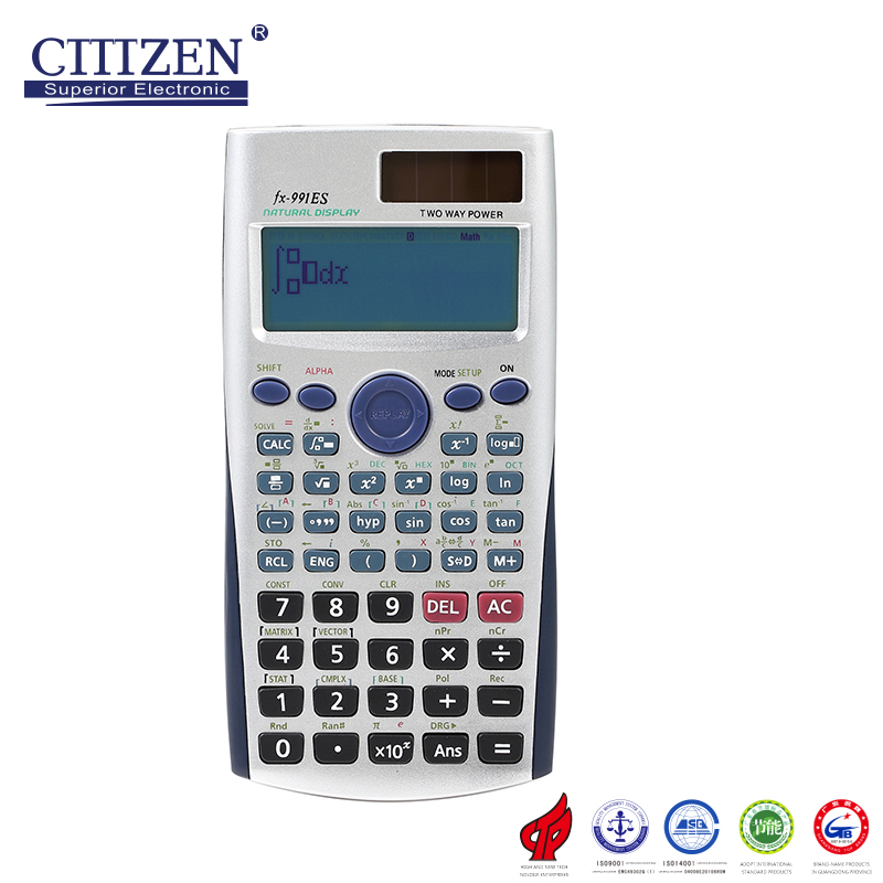 most popular FX-991ES wholesale simple design scientific calculator high quality