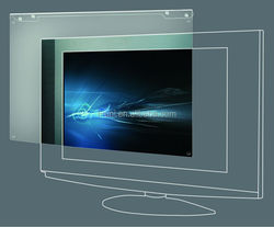 Acrylic Anti-Glare/Scratch/UV/Blue-Light Screen TV Protector with Top Quality Diverse Sizes