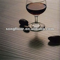 8mm middle embossed laminate flooring