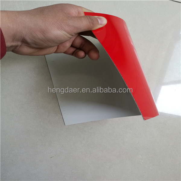 Laser Engraving abs double layer plastic sheet