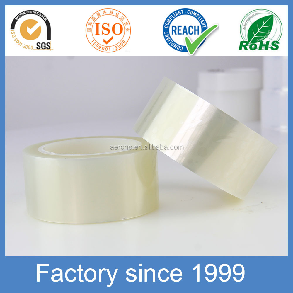 Silicone Coated PET Release Film for Screen Printing