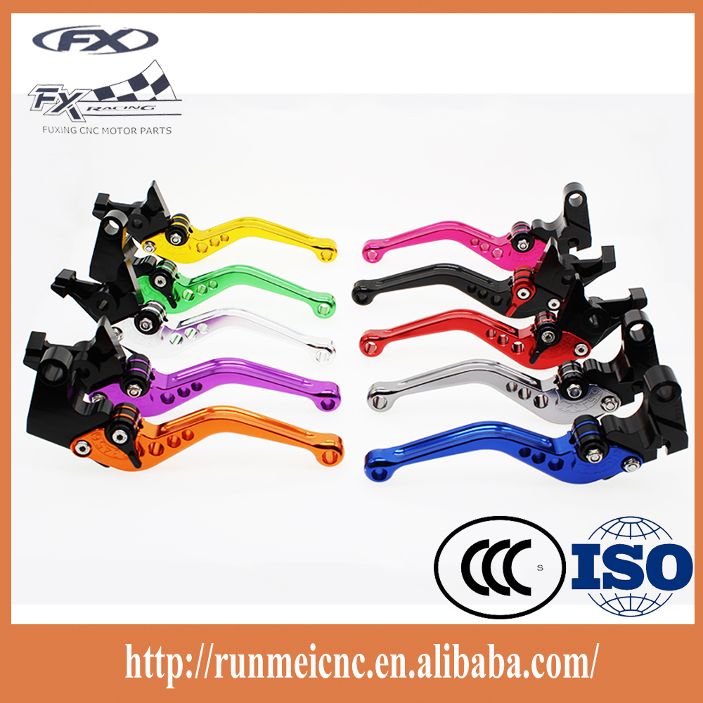 Ajustable braking hand motorcycle parts for KTM ordinary brake and clutch lever