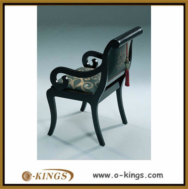 Restaurant hand shaped wood chair china