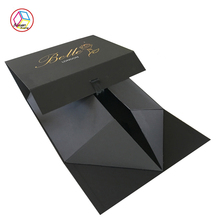 Cardboard Magnetic folding Packing Boxes