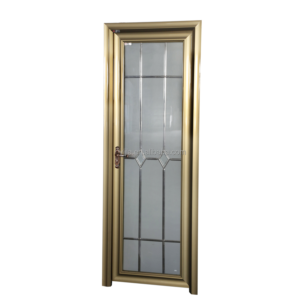 Aluminium house doors with windows suppliers