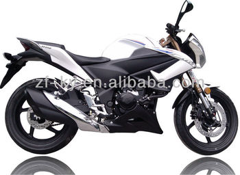 ZF 250GS high level configuration 250cc sports motorcycle