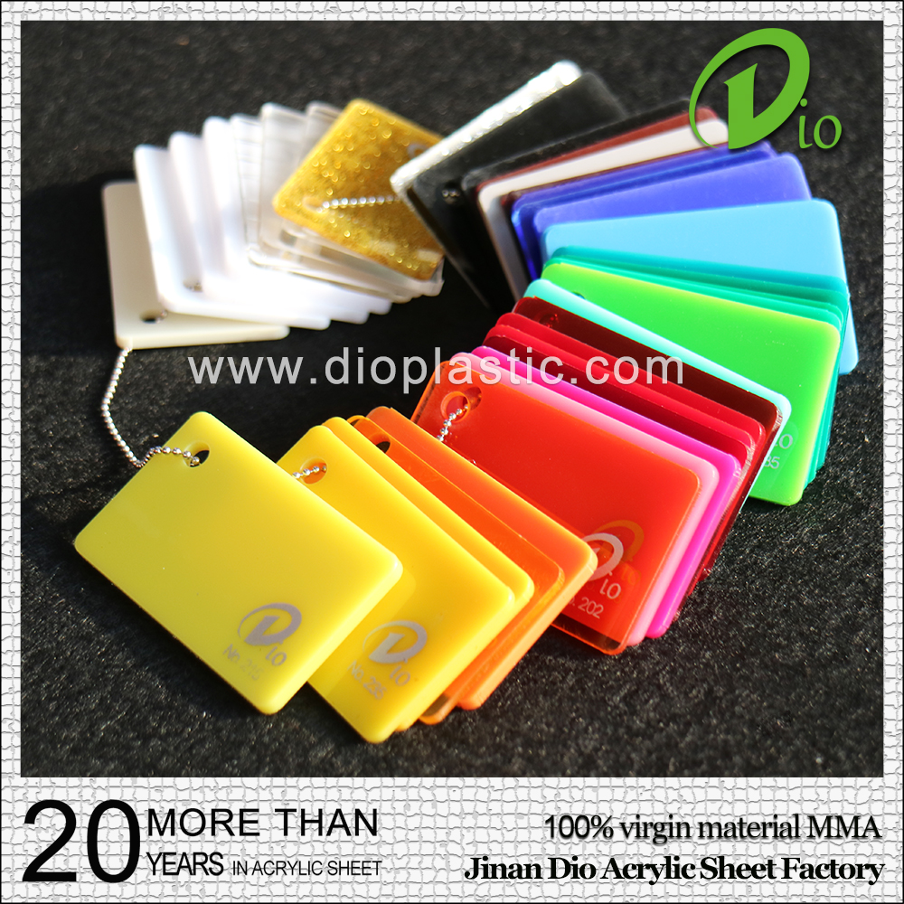 hot sale plastic for sign board 4mm 5mm colored acrylic sheet
