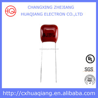 CBB21 Capacitors / Plastic Film Capacitors CBB21 / Polypropylene Film Capacitor 474J 400V