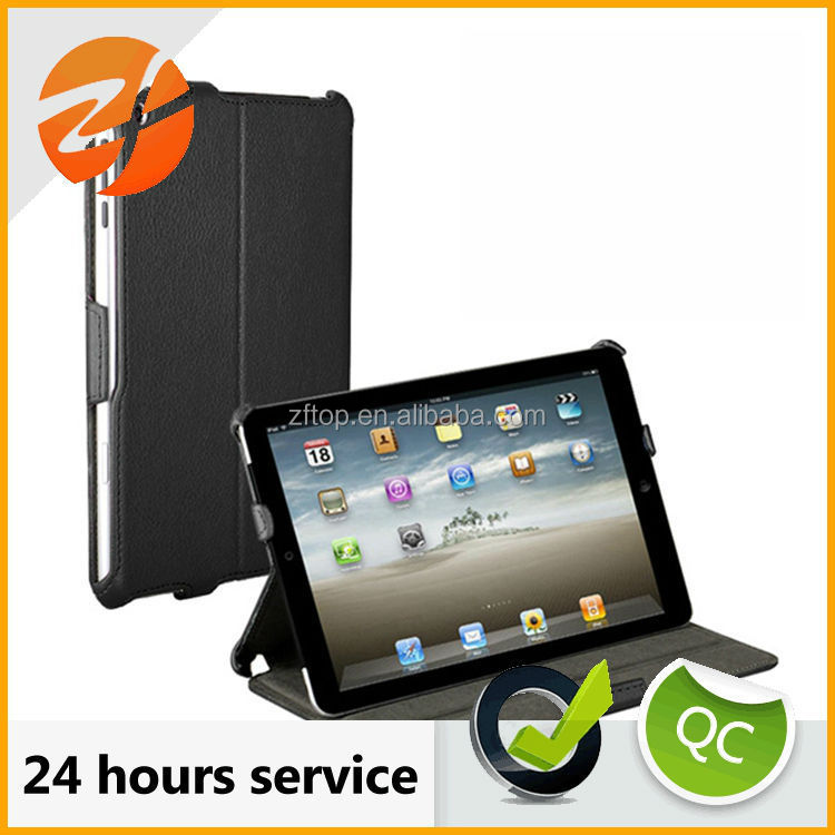 Brand New Shockproof Shockproof Leather Case For Ipad Mini 2 With Deformable Stand