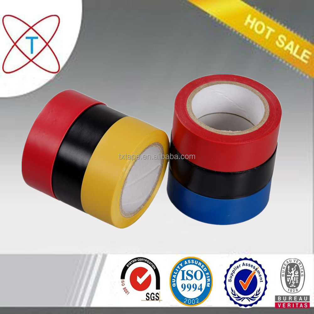 OEM General pipe wrapping PVC electrical tape