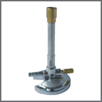 40119.06 High quality Laboratory Bunsen Burner, Chemical Bunsen Burner