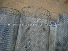 galvanized/hot dipped/ss Crimped Wire Mesh&filter liquid and gas wire mesh