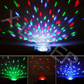 New LED magic disco ball light/mini magic ball light with MP3