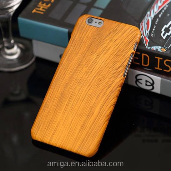 Wood grain Hot sale beautiful mobile case phone case for iphone 4 case