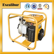 4 inch Self-priming centrifugal pump gasoline water pump with 5hp robin ey20