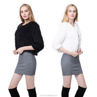 Women Winter Short Style Coats Faux Fur Over Coats for Wholesale price