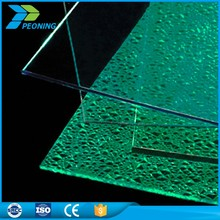 Factory supply light weight the polycarbonate enclosure roofing sale