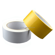 Self adhesive carpet binding tape