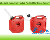 plastic jerry can/ Gasoline diesel fuel container with SGS3L 5 L/10L/20L