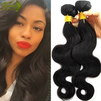 Alibaba express wholesale AAAAA grade mink hair body wave brazilian hair