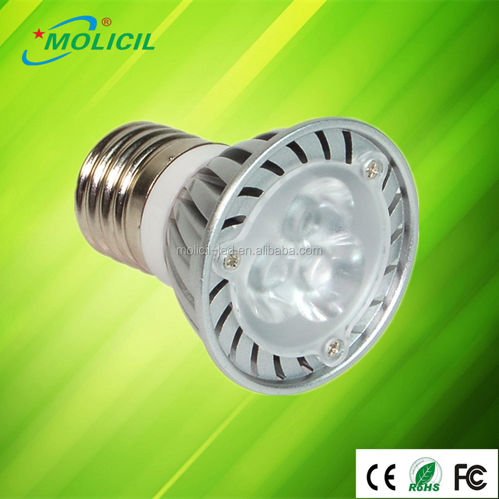 best seller 3w 4w 5w 6w 9w gu10 g53 mr16 narrow beam led profile spot lights lamp