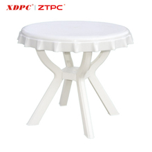 Compact The Cheapest Price Square Outdoor Portable Plastic folding table