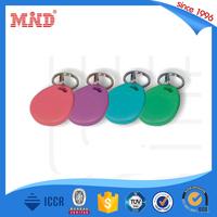 MDK126 125khz rfid silicone key fobs / key chain