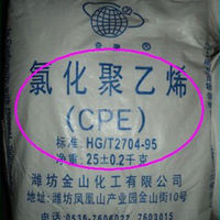 Cpe Resin Impact Modifier Chemical Resin
