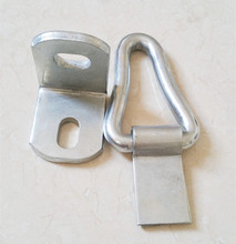 Supply roll gate hook lock accessories professional manufacturers