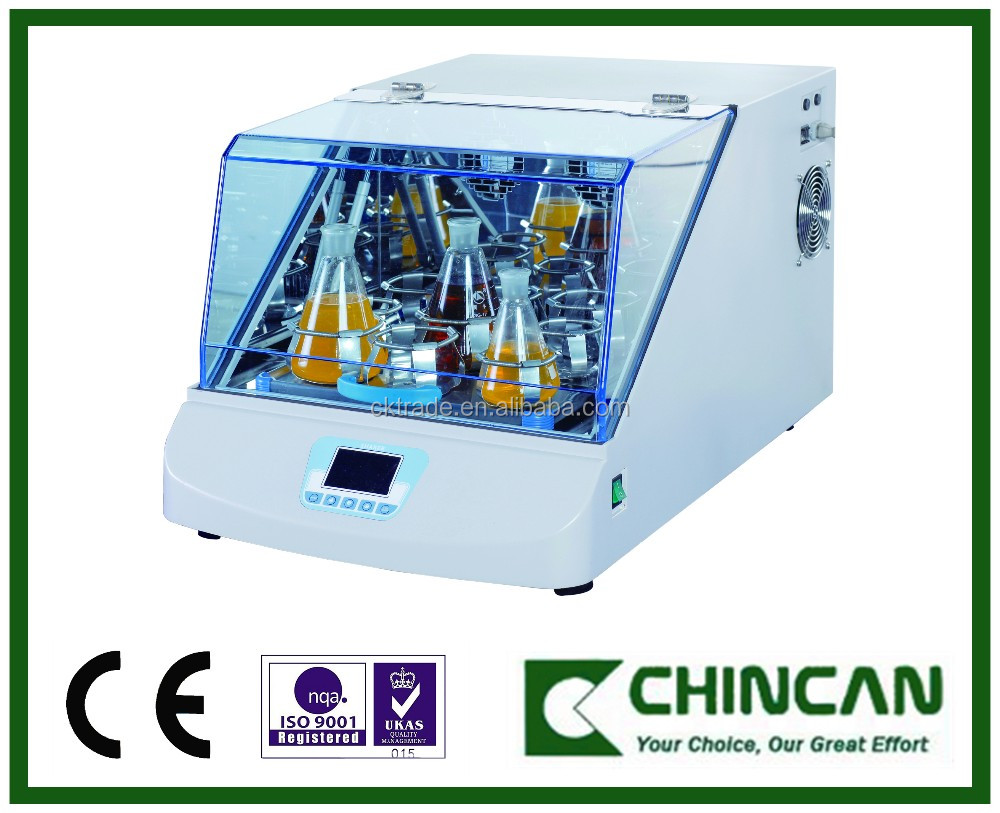 THZ Shaker Incubator/ Incubator Shaker/Shaking Incubator with Large LCD Screen and Timing Function