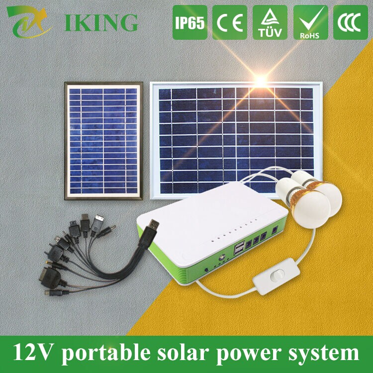 2015 new products high efficiency off- grid 5w 10w 18v solar power generator system for home use