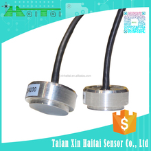 1MHz Stainless Steel Ultrasonic sensor High efficiency 1mhz Ultrasonic Transducer Sensor For Flow Meter