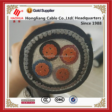 Low Voltage cable 4 core armored 35mm Power Cable