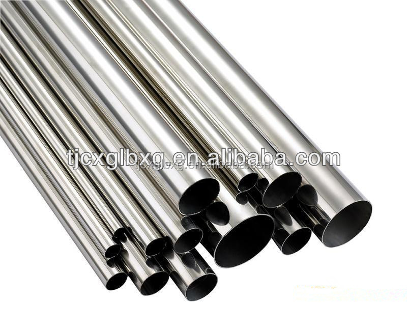 IS, AISI,ASTM, DIN stand and seamless type 304 stainless steel tube/pipe from China